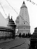 A temple built by King Pratap Malla