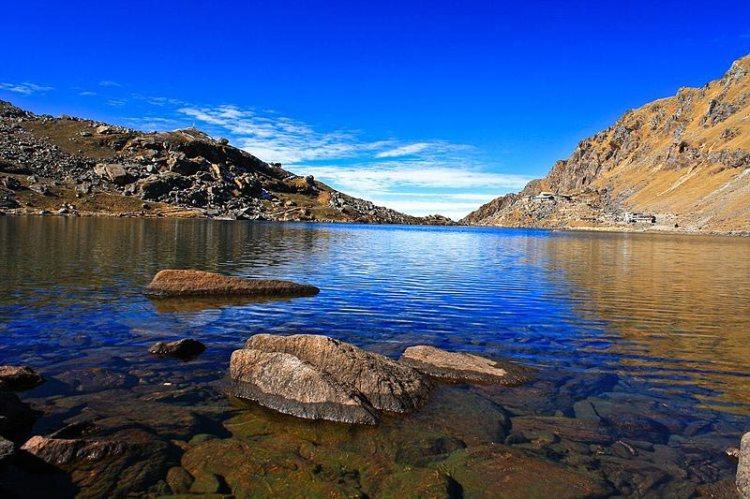 Gosaikunda Lake langtang trek