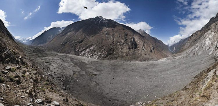 Langtang After Earth quake