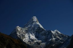mount ama dablam everest base camp trek