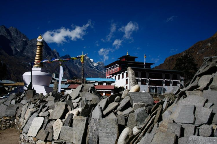 Tengboche Monastery everest base camp trek