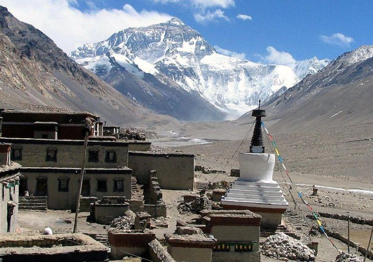 north everest base camp trek