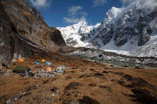 Makalu Base Camp